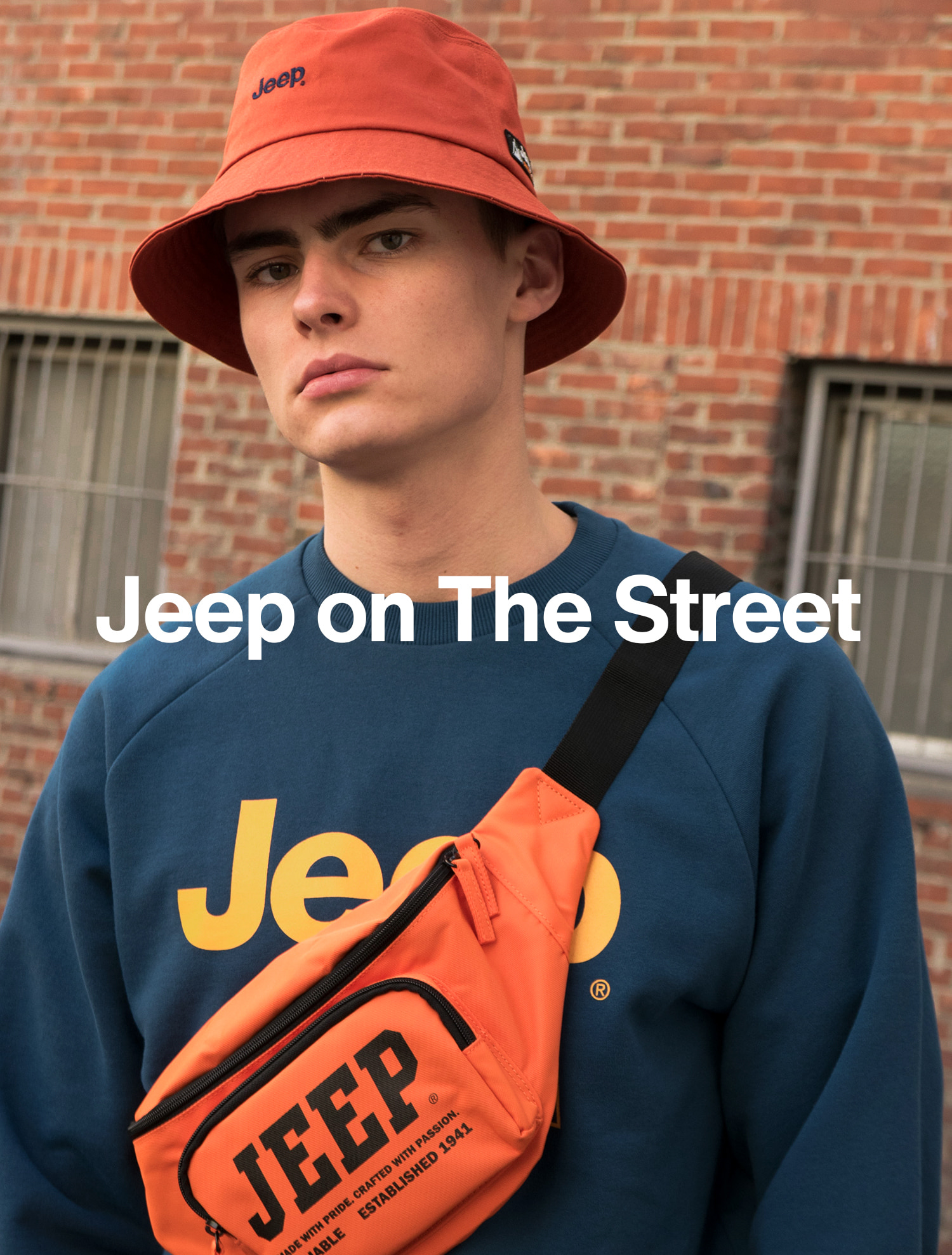 Jeep® on the Street moments