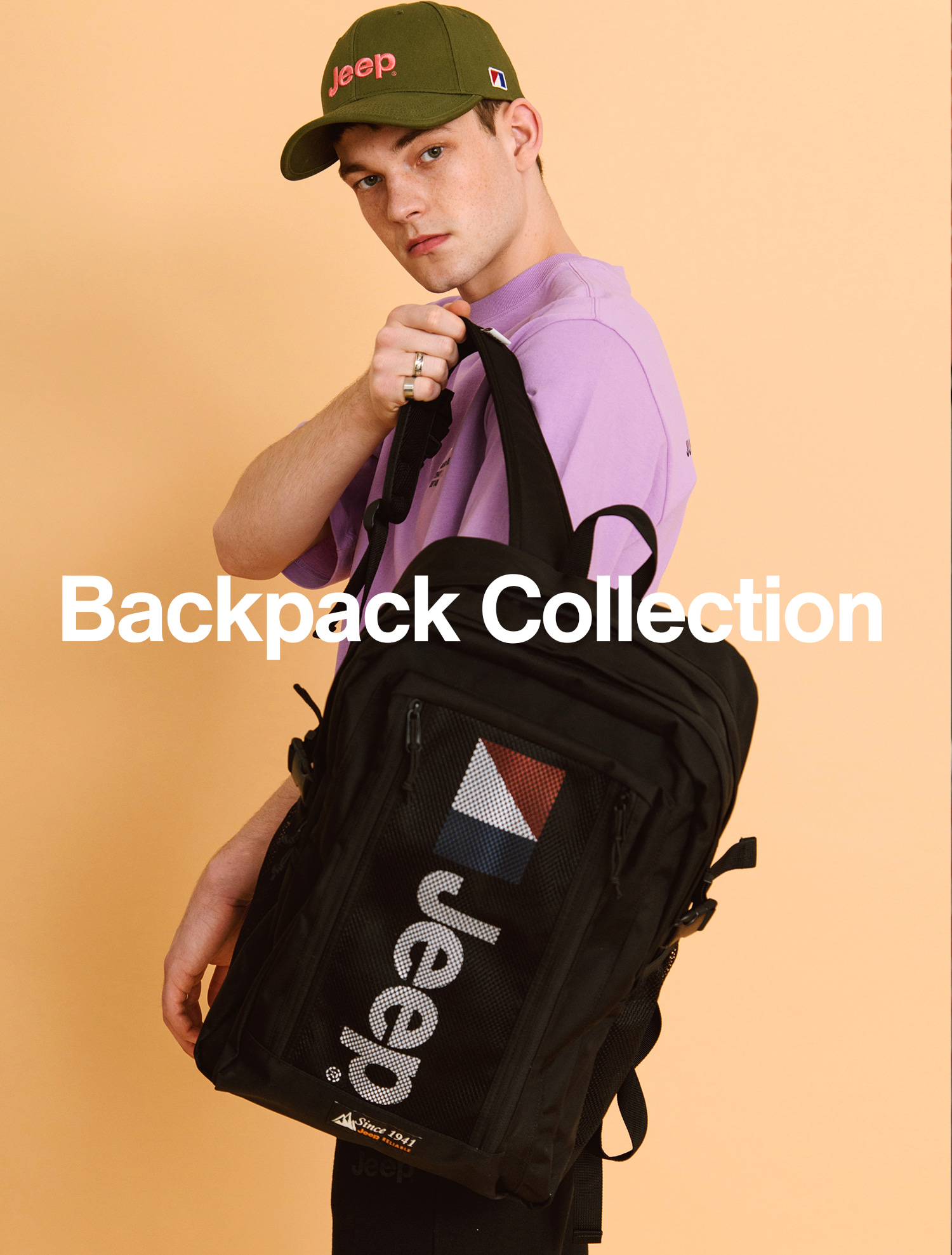Jeep 20 Backpack Collection
